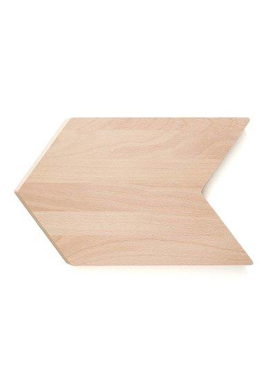 SNUG.STUDIO SNUG Chevron cutting board