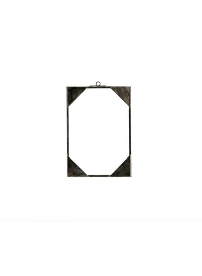 Tine K Home Simple Glass Frame, 13x18cm, tin