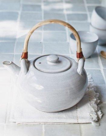 Atelier Sukha Teapot pottery river