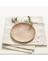 Atelier Sukha Plate Neem wood small