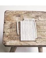 Atelier Sukha Notebook Bo ethnic print