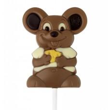 Leonidas Lollipop Maus milch