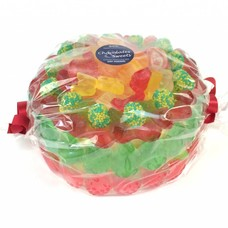 Gâteau de bonbons ABC