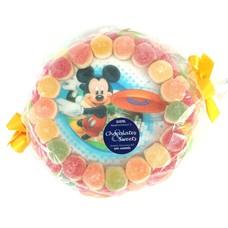 Gâteau de bonbons Mickey Mouse (S)