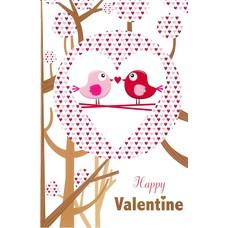 Happy Valentine (11x17cm)