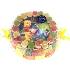 Winnie the Pooh Sweets Cake (S)