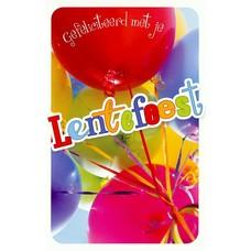Lentefeest (11x17cm)