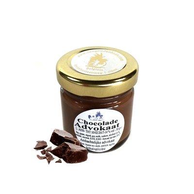 Den Gouden Haan Advokaat met chocolade 50g.