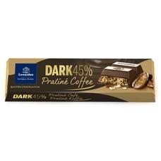 Leonidas Riegel Dunkle - Kaffee Nougat 50g