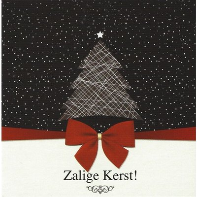 Greeting Card 'Zalige Kerst'