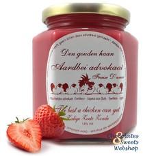 Erdbeeren Eierlikör 400g
