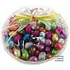 Leonidas Basket in metal (XL) 1,6kg Easter Eggs