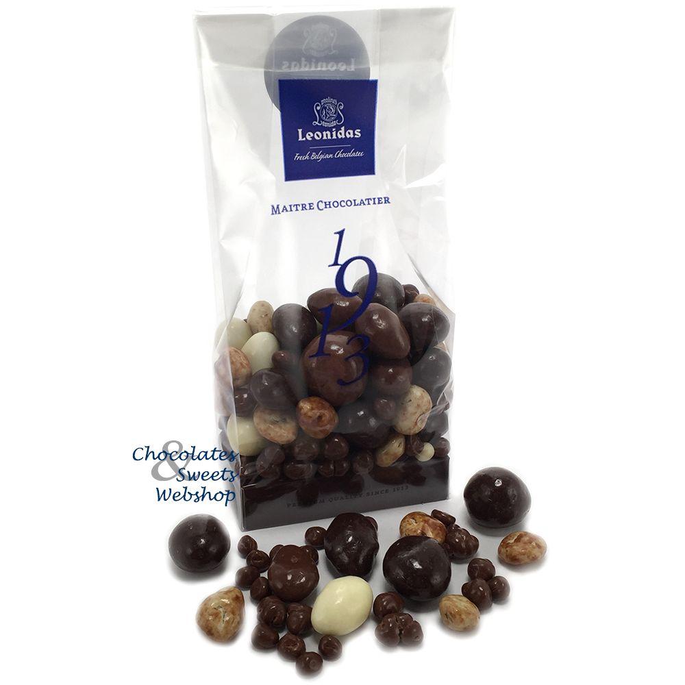 Leonidas Stones 200g - Leonidas Online Shop Gistel - Fresh Belgian ...