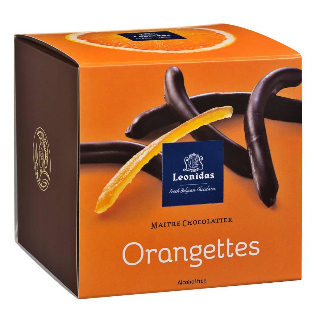 Orangettes Recipe — Dishmaps
