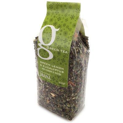 Javana Green Lemon & Eucalyptus 100 grammes