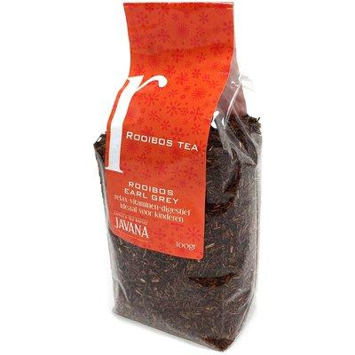 Javana Rooibos Earl Grey 100 grams (0,22 lb)