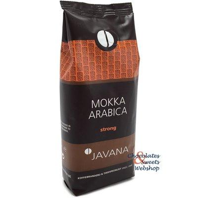 Javana Mokka Arabica 250 gramm (gemahlener)