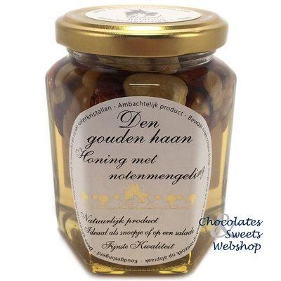 Le miel aux noix 350g