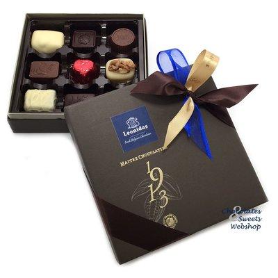 Leonidas Santiago (brun) avec 9 Chocolats