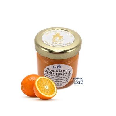 Eggnog Liqueur with Orange 50g.