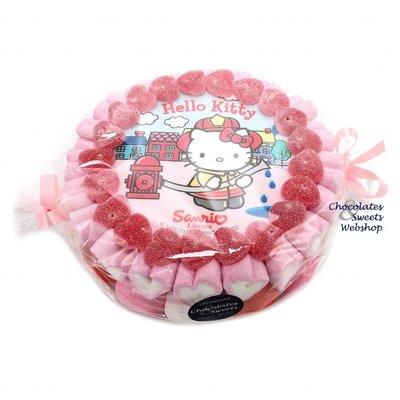 Gâteau aux bonbons Hello Kitty (S)