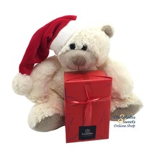Christmas bear (20cm) with 250g Party balls