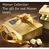 Leonidas metalen geschenkdoos 'Manon Collectie'