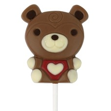 Leonidas Lollipop Bear milk