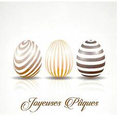 Joyeuses Pâques (7x7cm)