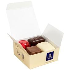 Leonidas Mini-ballotin 4 chocolats