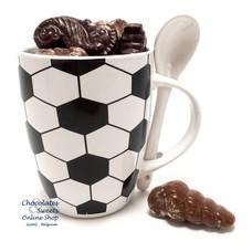 Mug 'Football' Seashells 230g
