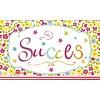 Carte de voeux 'Succes'