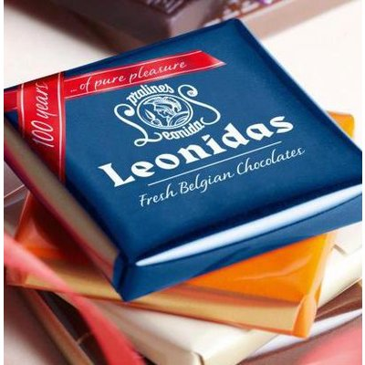 Leonidas Napolitains 2,6kg + 200g for free