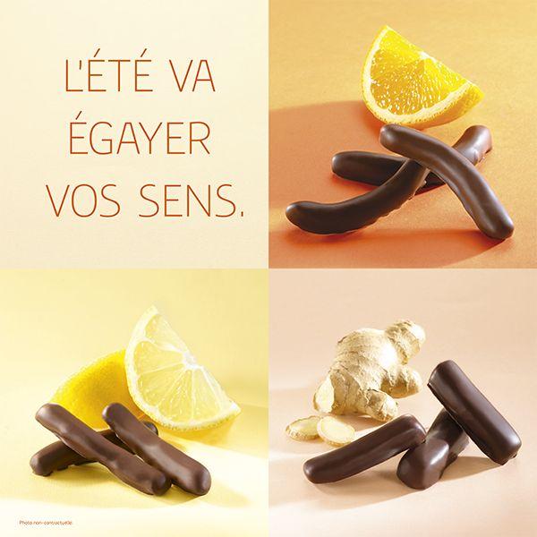Citronettes et Gingembrettes