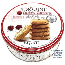 Biscuits au Muesli & Canneberger 150g