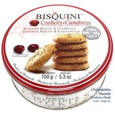 Cookies with Muesli & Cranberry 150g