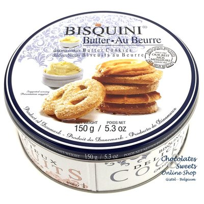Biscuits au Beurre 150g