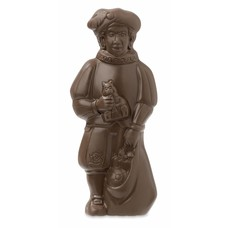 Leonidas Zwarte Piet (M) puur 16cm