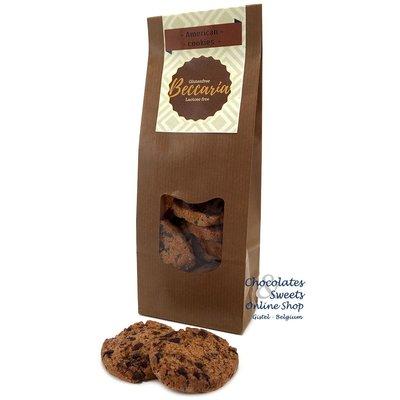 Biscuits Américains (sans gluten et sans lactose) 110g