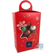 Leonidas Christmas box (L) 28 Christmas balls