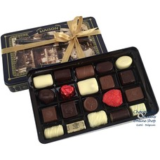 Leonidas Vintage Metal Box - 20 Chocolates