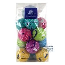 Leonidas Sachet (S) 12 Boules de chocolat