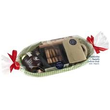 Gift basket Delicacies (oval)