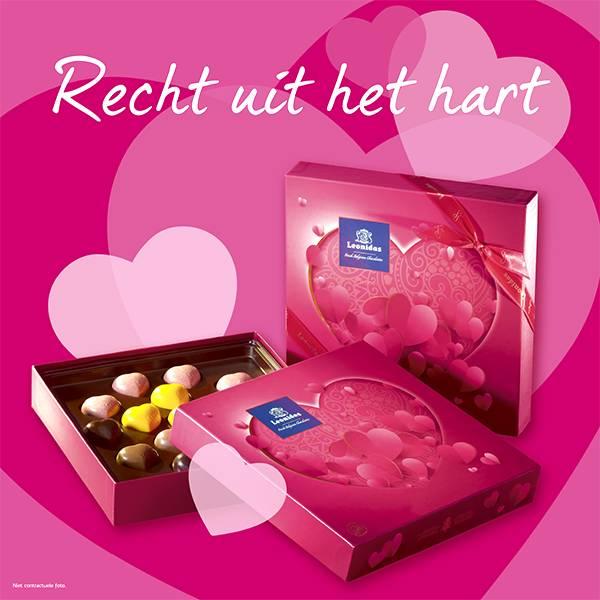 Twee nieuwe Valentijn smaken