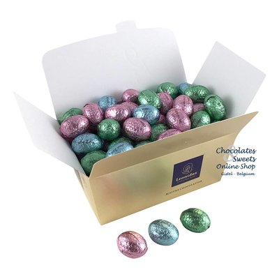 Leonidas Easter eggs without added suger 750 grams (1,65 lb)