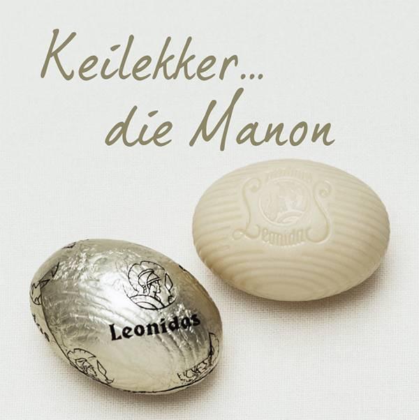 Nieuw Paaseitje 'Manon'