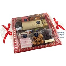 Geschenkmand Delicatessen (XXL)