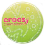 Button Crocs