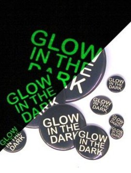 25 mm Glow in the Dark vanaf