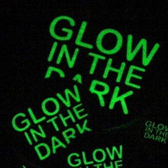 75mm Glow in the dark vanaf